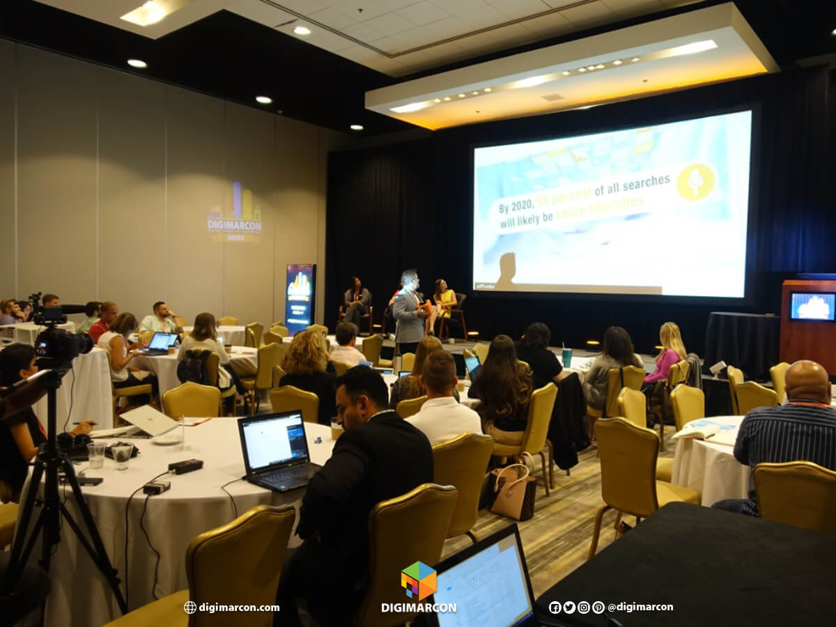 Photos: DigiMarCon SOUTH · Digital Marketing Conference & Exhibition