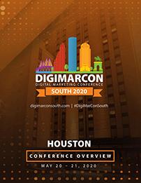DigiMarCon South 2020 Brochure
